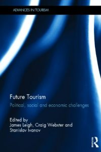 Future tourism - cover